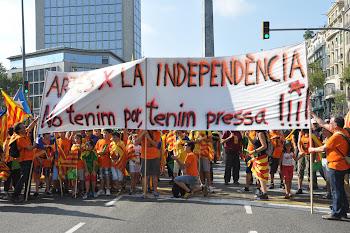 11 de Setembre nova gran mobilització