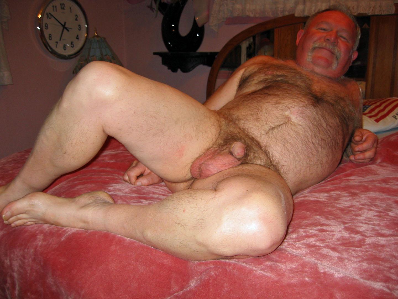 Домашнее порно старых геев