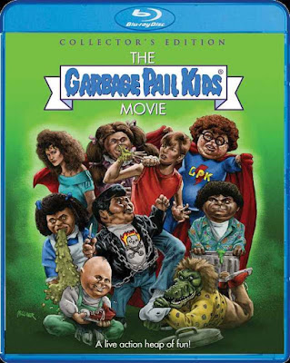The Garbage Pail Kids Movie Blu-ray cover