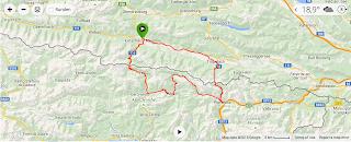 Plöckenpass, Forcella di Lius, Lanzenpass, Passo Pramollo
