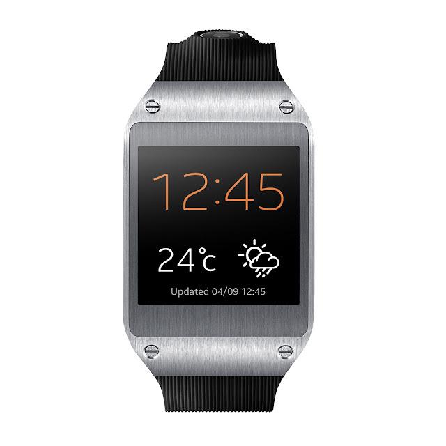 Samsung GALAXY Gear watch