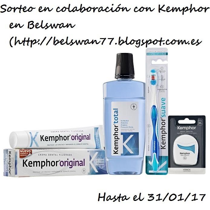 sorteo en colaboración con kemphor