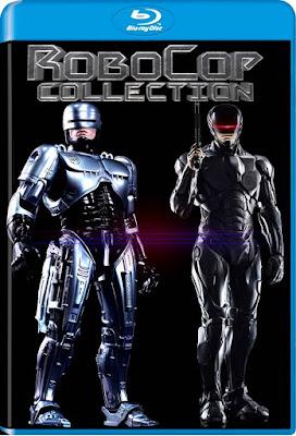 RoboCop Colección BD25 Latino