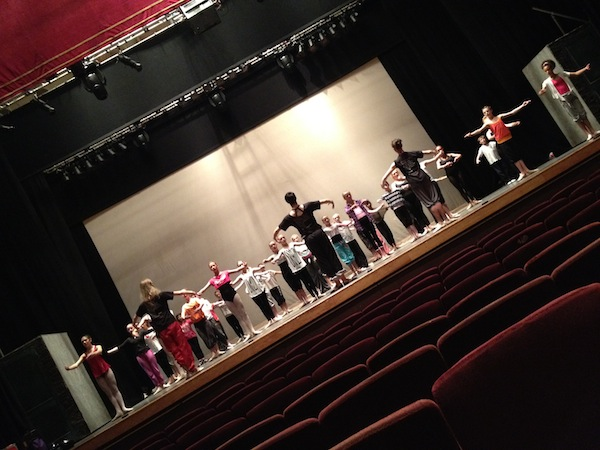 English National Ballet Workshop