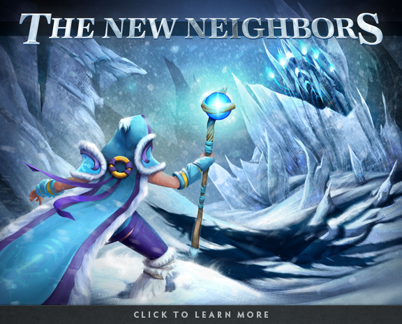 Dota 2 The New Neighbors