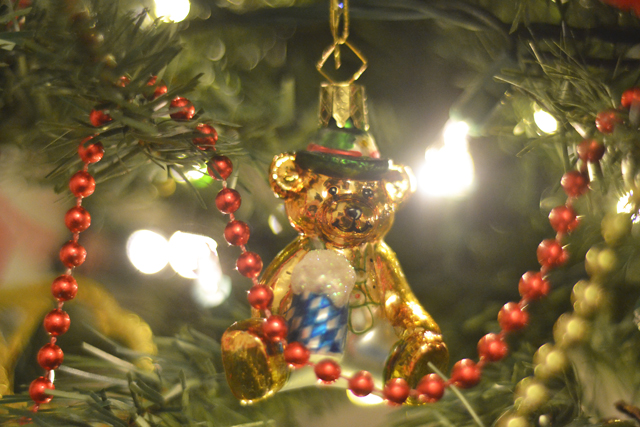 German Christmas Decoration
