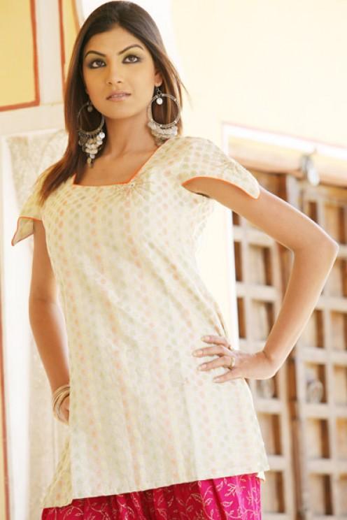 Indian Fashion Trends Plus Size Indian Fashionable Kurtis