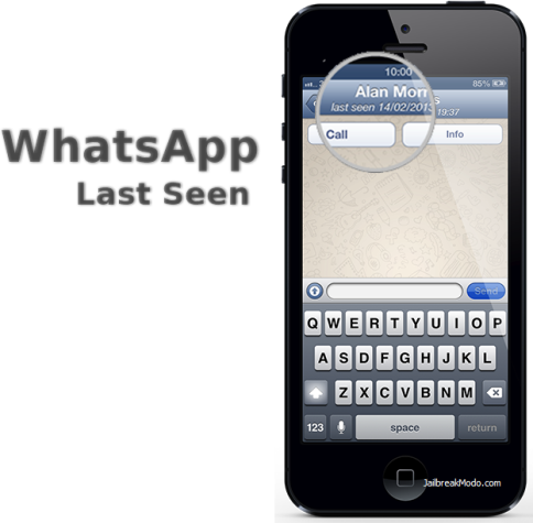 Last Seen di WhatsApp
