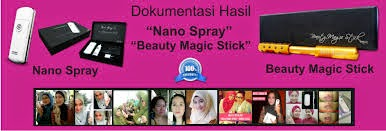 Beauty Nano Spray & Magic Stick