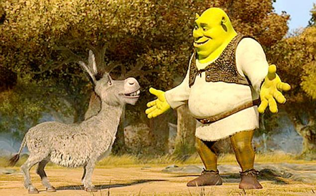 Shrek Donkey Shrek Forever After 2010 animatedfilmreviews.blogspot.com