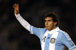 Tévez «Argentina solo le sirve ganar la Copa América»
