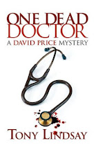 ONE DEAD DOCTOR by Tony Lindsay