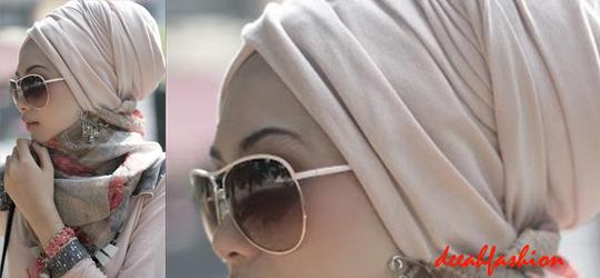 Jilbab Gaul Modern Masa Kini TurbanChic