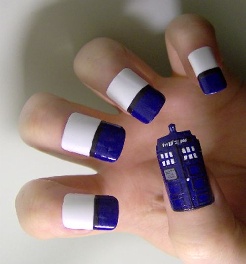 nail-art-pop-culture-nails-amazing+nails-art-movies-animated-cartoon ...