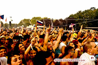 Smile: You are on Sziget Festival