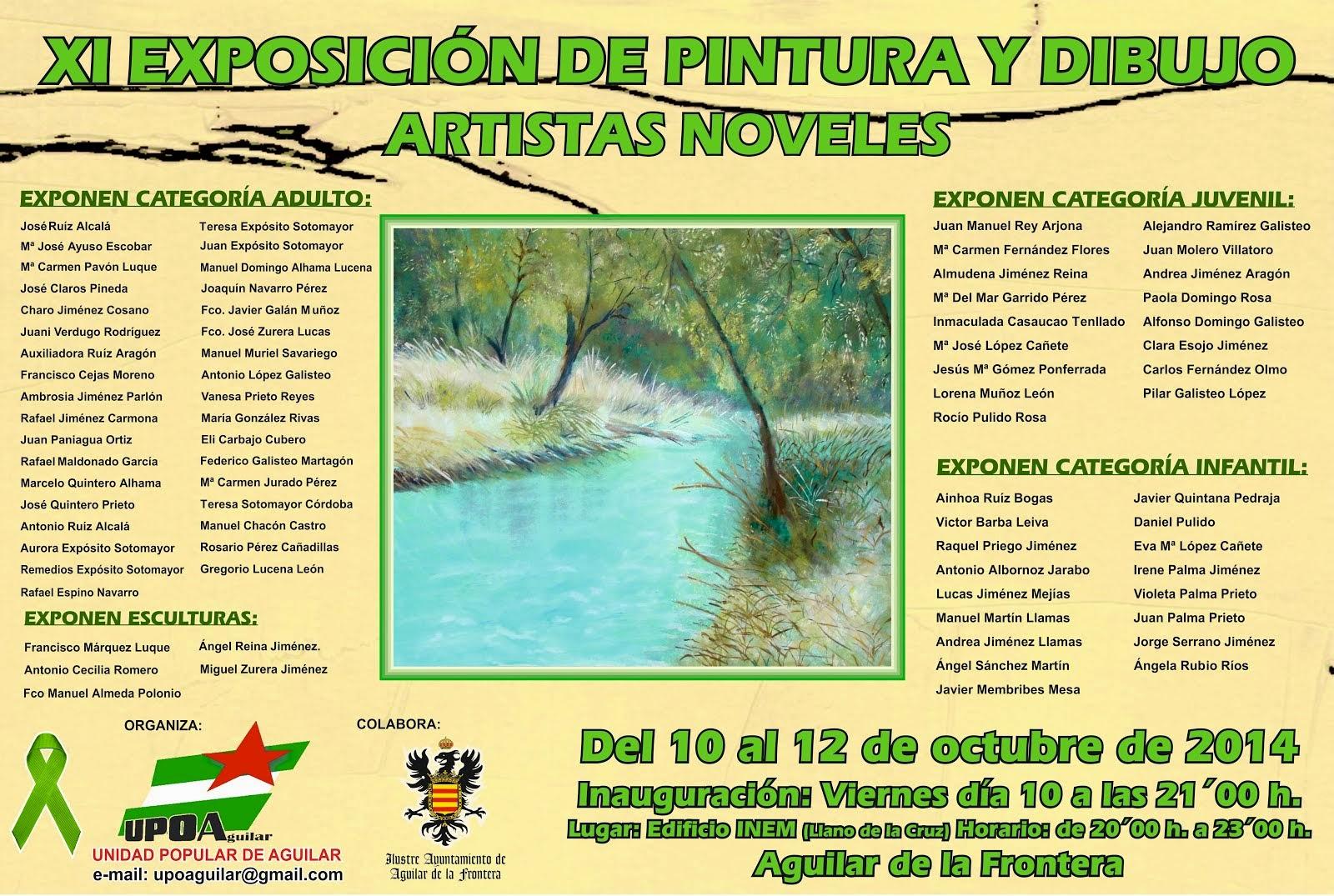 XI EXPOSICIÓN DE PINTURAS