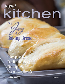 Joyful Kitchen Magazine (current issue)