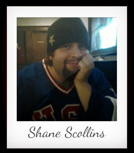 Author Photo: Shane Scollins