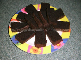 resep brownies
