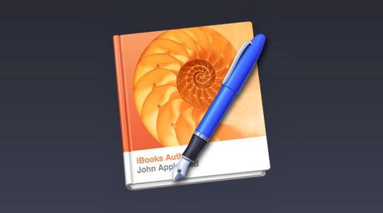 iBooks Author psd