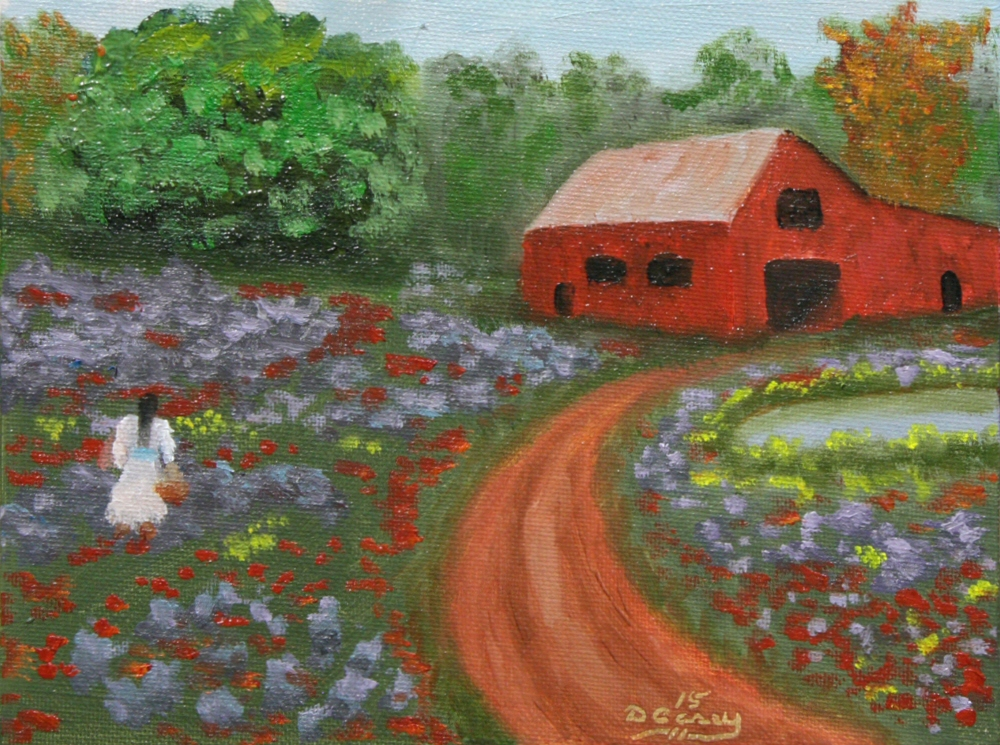30-in-30 Challenge - Google Barns 15a 6x8 oil on canvas panel - TheDailyPainter.jpg
