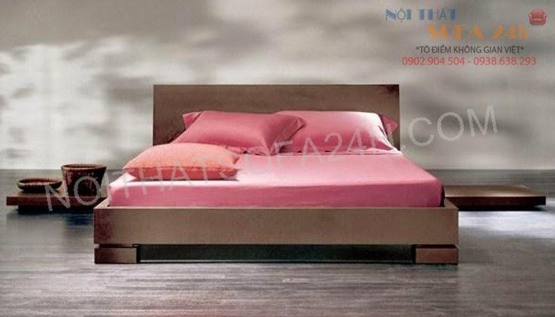Giường ngủ GN064
