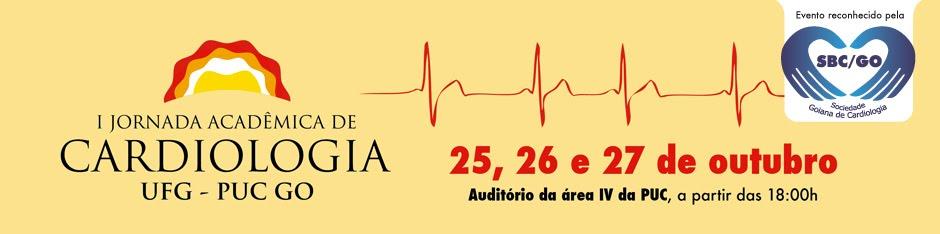 1ª Jornada Acadêmica de Cardiologia
