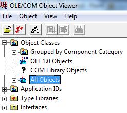 OLE/COM Object Viewer