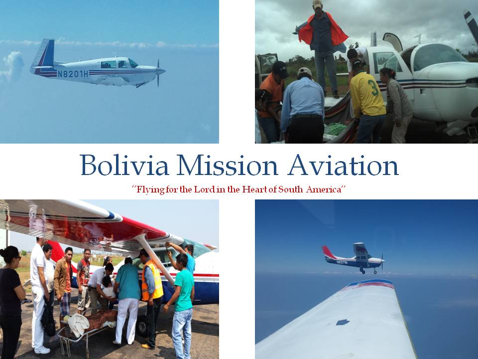 Bolivia Mission Aviation