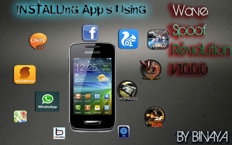 Samsung Application Software