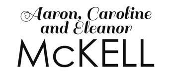 Aaron and Caroline