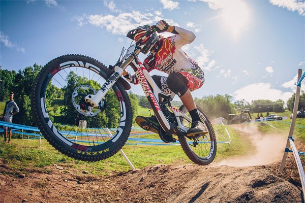 2014 Windham UCI World Cup Downhill: Results
