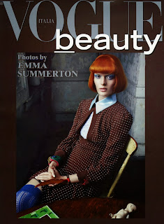 Magazine Photoshoot : Sam Rollinson Photoshot For Emma Summerton Vogue Magazine Italia January 2014 Issue