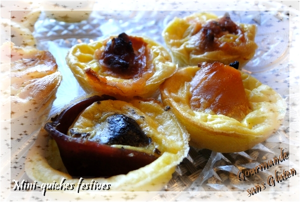 Sehr Gourmande sans gluten: Repas de fêtes - Suggestion Menu de Noël ou  NN47