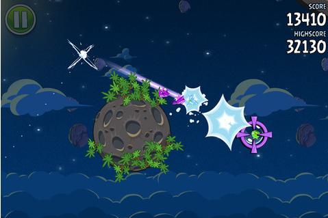 ANGRY BIRDS SPACE PER IPHONE GRATIS