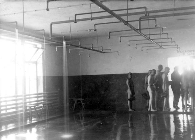 Аушвиц-Биркенау, Польша, 1942 г.