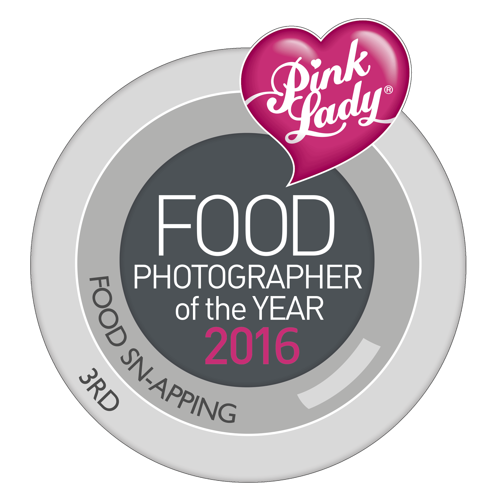 Pink Lady®  Food Photographer of the Year  2016