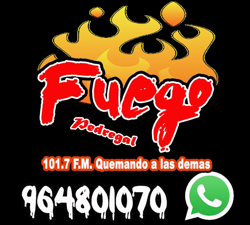 RADIO FUEGO 101.7 PEDREGAL