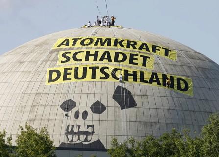 Γερμανοί Πυρηνικοί Φονιαδες…