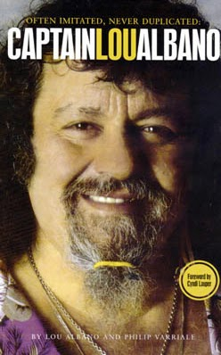 The Captain... Lou Albano pro wrestler.