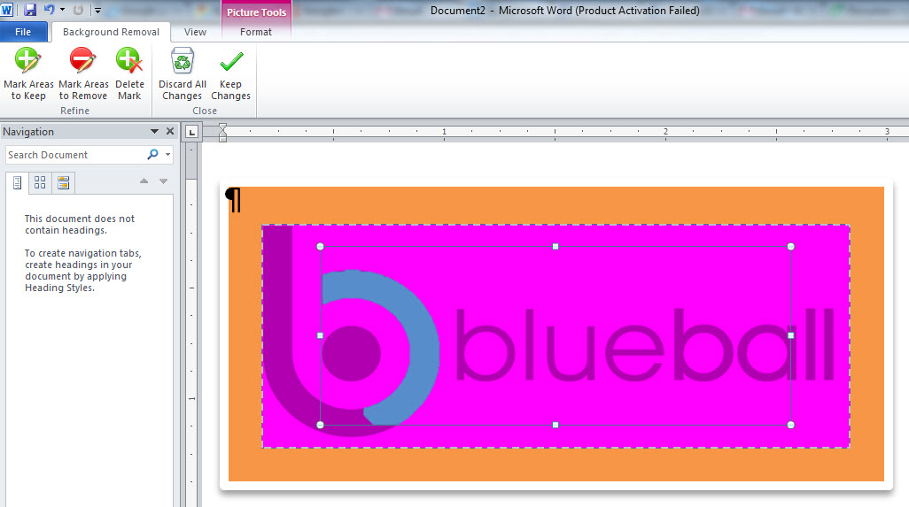 how to change transparency in microsoft word