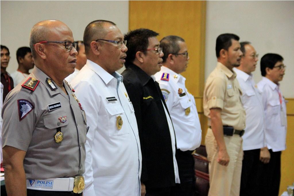 DPC Organda Kota Medan Muscab VI Bahas Peningkatan Kualitas Transportasi