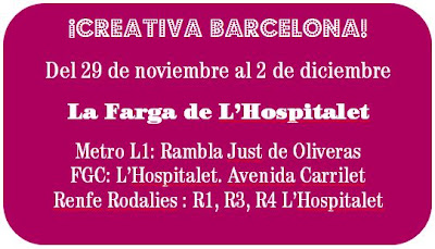 """feria creativa Barcelona"""