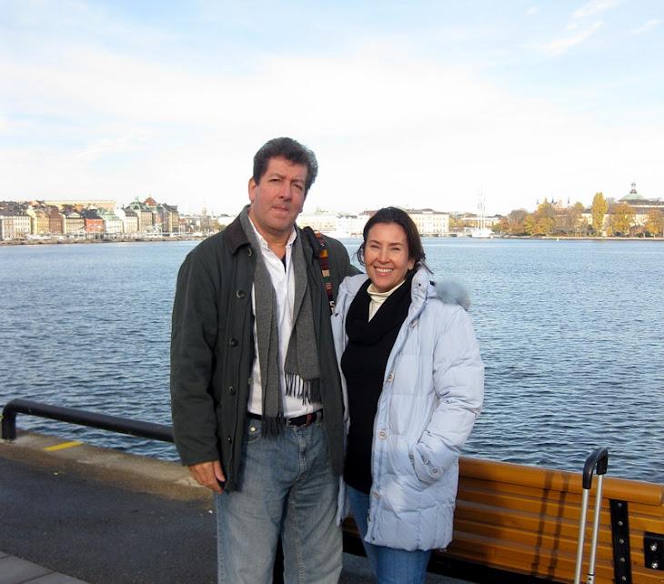 """Sequimos el Camino del """"Justo Medio"""" Estocolmo Bienestar y Asistencia Desde la Cuna hasta la Tumba"""