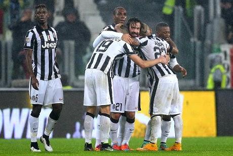 Liga Italia : Juventus 2-1 Torino
