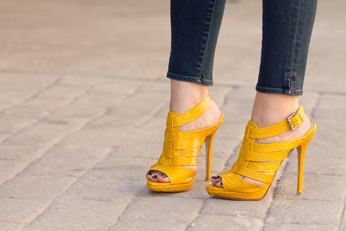 Colección de calzado blogger Adicta a los Zapatos withorwithoutshoes