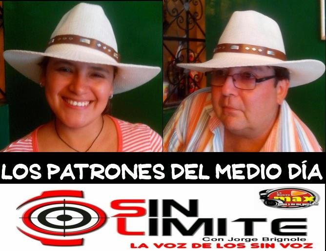 SIN LIMITE RADIO POR MAX 100.5 FM