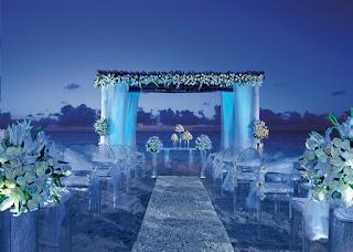 Inspiring decoration ideas for beech wedding decor pictures mesmeric night beach wedding 1 night beach wedding decoration ideas junglespirit Choice Image