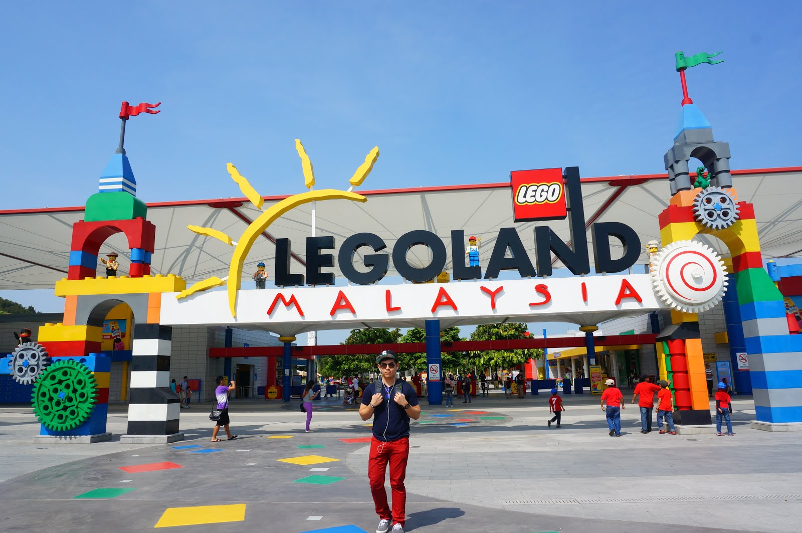 legoland malaysia Dear michelle ann s, greetings from legoland malaysia resort we are glad that your kids had a wonderful time it has been our desire to serve all guest feel welcomed and enjoyed their time in the park.