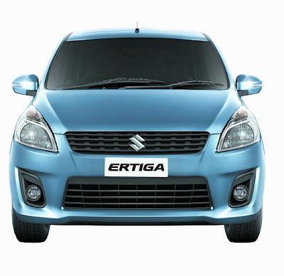 2012 Maruti Suzuki Ertiga India Review and Price